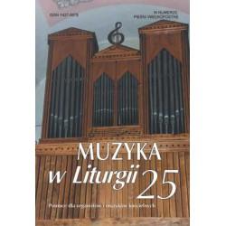 Muzyka w Liturgii 25 - 4/2002