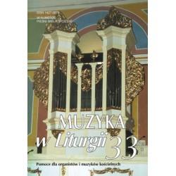 Muzyka w Liturgii 33 - 4/2004