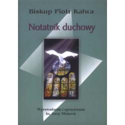 """Biskup Piotr Kałwa, """"Notatnik duchowy"""""""