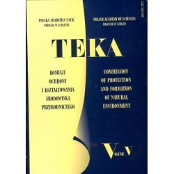TEKA Komisji Ochrony i Kształtowania Środowiska Przyrodniczego, tom V