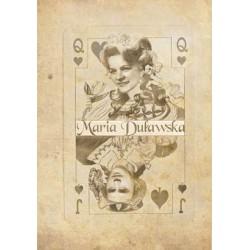 """Maria Duławska, """"Dama kier i walet pik"""""""