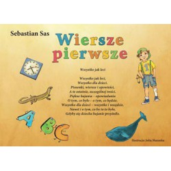 """Sebastian Sas, """"Wiersze pierwsze, wyd. II"""""""