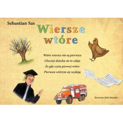 "Sebastian Sas, ""Wiersze wtóre"""