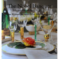 "Helene Bodin, ""The Nobel Banquet. Selected Menus from 1996-2013 From Wisława Szymborska to Alice Ann Munro """