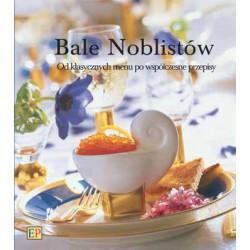 """Helene Bodin, """"Bale noblistów. Od klasycznych menu po współczesne przepisy """""""
