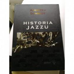 """Andrzej Schmidt, """"Historia jazzu"""" (NIEWIELKIE DEFEKTY)"""