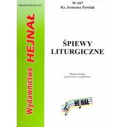 """Ks. Ireneusz Pawlak, """"Śpiewy liturgiczne"""" wyd. II uzupełnione i rozszerzone"""