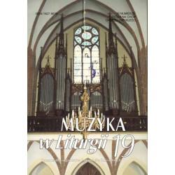 Muzyka w Liturgii 19 - 2/2001