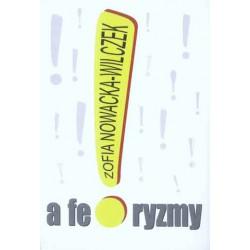 """Zofia Nowacka-Wilczek, """"Afe! Ryzmy"""""""