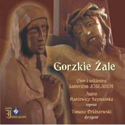 """""""Gorzkie Żale"""" - płyta CD"""