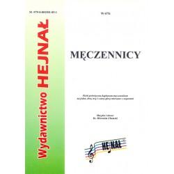 "Ks. Hieronim Chamski, ""Męczennicy"""