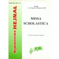 "Ks. Zbigniew Malinowski, ""Missa Scholastica"""
