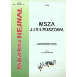"""Ks. Hieronim Chamski muz., """"Msza Jubileuszowa"""""""