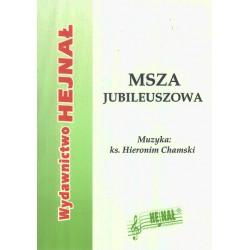 "Ks. Hieronim Chamski muz., ""Msza Jubileuszowa"" A6"