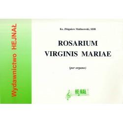 """Ks. Zbigniew Malinowski """"Rosarium Virginis Mariae"""" (per organo)"""