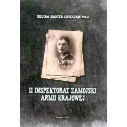 Regina Somter-Grzeszkiewicz, 'II Inspektorat Zamojski Armii Krajowej'