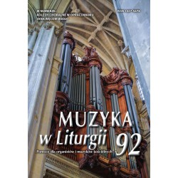 Muzyka w Liturgii 92 - 3/2019