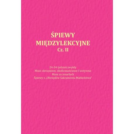 Śpiewy międzylekcyjne, cz. 2