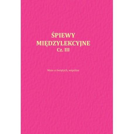 Śpiewy międzylekcyjne, cz. 3