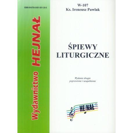 """Ks. Ireneusz Pawlak, """"Śpiewy liturgiczne"""" wyd. II uzupełnione i roszerzone z defektem"""