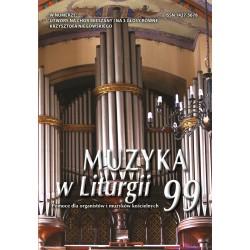 """""""Muzyka w Liturgii"""" Nr 99 (1/2021)"""